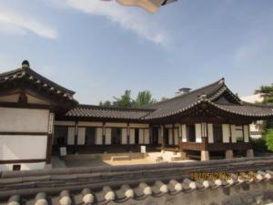 4. Hanok Traditional Village