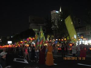 6. The lantern festival