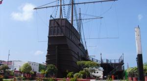 Peninggalan kapal tua