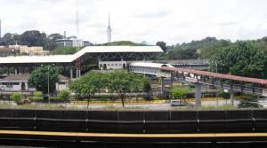 Stasiun LRT Pasar Seni