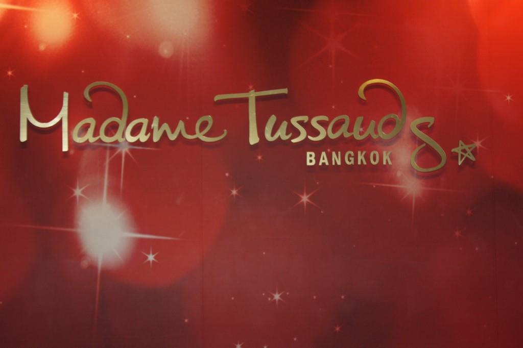 Madame Tussauds di Bangkok. Tiket masuk 800 Baht. Sumber foto: Dokumen pribadi)