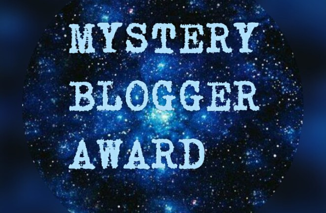 The Mystery Blogger Award…