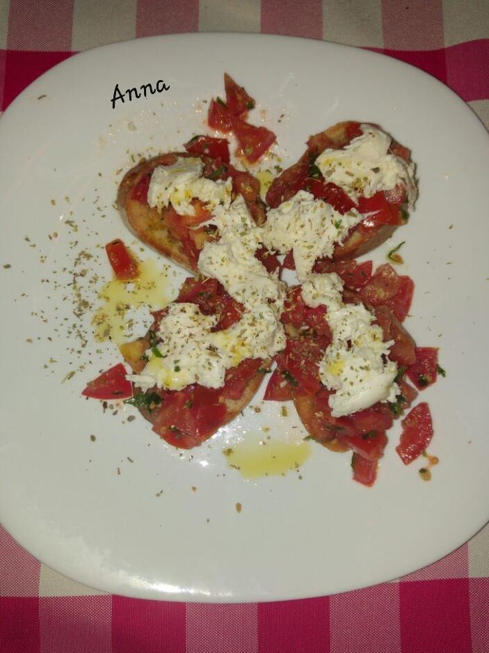 Tomate Mozzarella Sandwich Praktis Dan Menyehatkan Makanan Khas