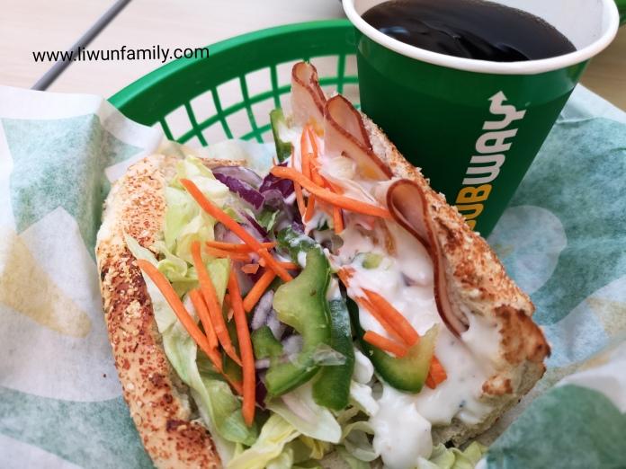 Subway Sandwich Fast Food Yang Kekinian Dan Bisa Pilih Sesuai Selera Make It In Your Life